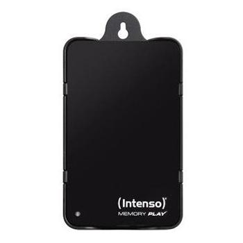 Intenso - MemoryPlay - 1 TB - Externe harde schijf - HDD - Zwart