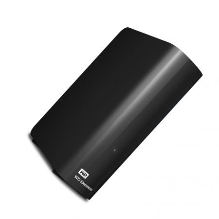 Western Digital - Elements - 4 TB - Externe harde schijf - HDD - Zwart